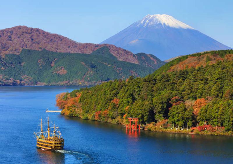 Visite Hakone
