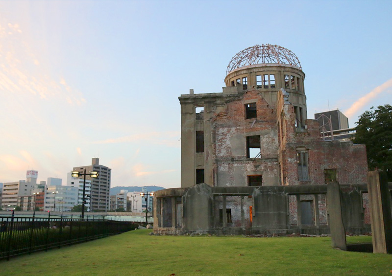 Visite Hiroshima au Japon